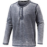 LTB Sweatshirt Herren blau washed