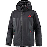 The North Face Contrin Skijacke Herren schwarz