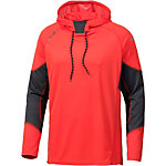 unifit Laufhoodie Herren orange