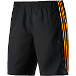 adidas Essential 3S Funktionsshorts Herren schwarz/orange