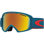 Oakley O2 XL Snowboardbrille neuron burnished red/fire iridium