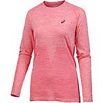 ASICS Seamless Laufshirt Damen rosa