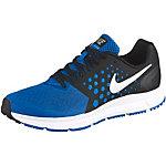 Nike Zoom Span Laufschuhe Herren blau/schwarz