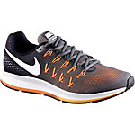 Nike Air Zoom Pegasus 33 Laufschuhe Herren anthrazit/orange