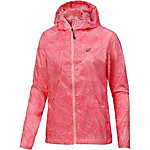 ASICS fuzeX Packable Laufjacke Damen rosa