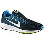 Nike Air Zoom Structure 20 Laufschuhe Herren blau/schwarz