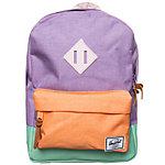 Herschel Heritage Daypack Kinder lila / orange / mint