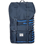 Herschel Little America Daypack dunkelblau / blau