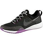 Nike Air Zoom TR Dynamic Fitnessschuhe Damen schwarz/grau
