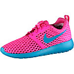 Nike Roshe One Flight Weight Sneaker Mädchen pink/blau