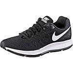 Nike Air Zoom Pegasus 33 Laufschuhe Damen schwarz/weiß