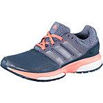 adidas Response 2 Techfit Laufschuhe Damen blau/koralle