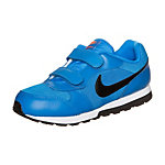 Nike MD Runner 2 Sneaker Kinder blau / schwarz