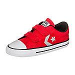 CONVERSE Star Player EV 2V OX Sneaker Kinder rot / schwarz