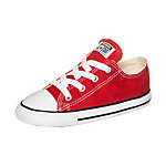 CONVERSE Chuck Taylor All Star OX Sneaker Kinder rot / weiß