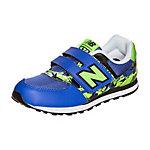 NEW BALANCE KV574-TNY-M Sneaker Kinder blau / hellgrün