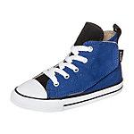 CONVERSE Chuck Taylor All Star Simple Step High Sneaker Kinder blau / schwarz