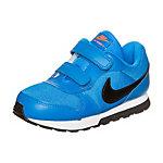 Nike MD Runner TDV Sneaker Kinder blau / schwarz