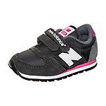 NEW BALANCE KE420-GEI Sneaker Kinder grau / pink / weiß
