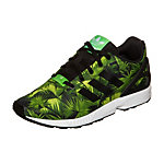adidas ZX Flux EL Sneaker Kinder grün / schwarz / bunt
