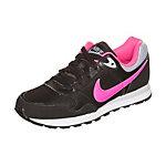 Nike MD Runner Sneaker Mädchen schwarz / pink
