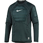Nike Pro Aeroloft Kompressionsshirt Herren dunkelgrün
