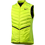Nike Aeroloft Laufweste Herren neongelb