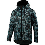 Nike Tech Fleece Funktionsjacke Herren grün