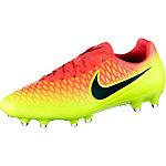 Nike MAGISTA ORDEN FG Fußballschuhe Herren orange/schwarz/gelb