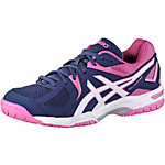 ASICS Gel-Hunter 3 Hallenschuhe Damen navy/pink