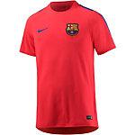Nike FC Barcelona Funktionsshirt Herren rot