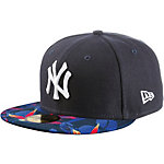 New Era Birds of Paradise fitted NY Yankees Cap bunt