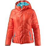 Spyder Geared Daunenjacke Damen orange