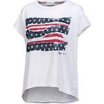 Tommy Hilfiger Printshirt Damen weiß