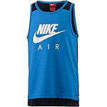 Nike Tanktop Jungen blau