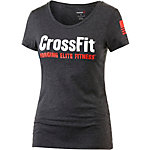 Reebok Crossfit T-Shirt Damen schwarz