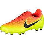 Nike MAGISTA ONDA FG Fußballschuhe Kinder orange/schwarz/gelb