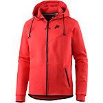 Nike Tech Fleece Sweatjacke Herren rot