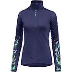 Nike Pro Funktionsshirt Damen lila/mint