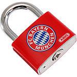 ABUS FC Bayern Schloss rot