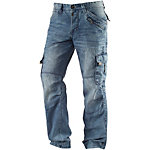 TIMEZONE BenitoTZ Loose Fit Jeans Herren light washed denim