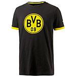 PUMA Borussia Dortmund Fanshirt Herren schwarz/gelb
