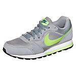 Nike MD Runner 2 Sneaker Damen grau / hellgrün