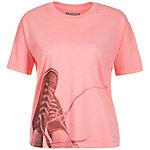 CONVERSE GD Chucks Swing T-Shirt Damen rosa