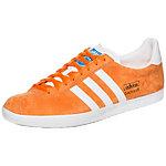 adidas Gazelle OG Sneaker Herren orange / weiß