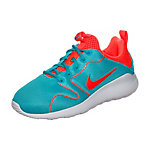 Nike Kaishi 2.0 Sneaker Damen hellblau / neonrot