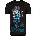 PUMA Usain Bolt Graphic T-Shirt Herren schwarz