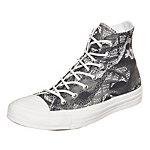 CONVERSE Chuck Taylor All Star High Sneaker Damen grau / weiß
