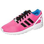adidas ZX Flux Sneaker pink / schwarz