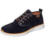 Vans Iso 2 Mid Camping Sneaker Herren dunkelblau / weiß